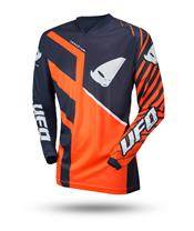 UFO Vanadium Jersey JNR Neon Orange Größe