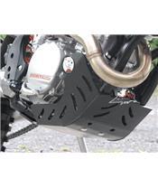 BODEMBESCHERMING ENDURO PHD KTM EXC-F 250 2012 ZWART