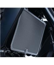 R&G RACING Radiator Guard Titanium Yamaha MT-09