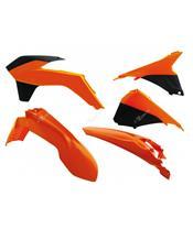 PLASTIC KIT EXC/EXC-F 14 125 & +/ORIGINELE KLEUR
