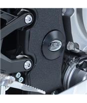 Rahmeneinsatz rechts unten schwarz R&G RACING Yamaha YZF-R1