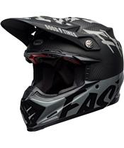 Casque BELL Moto-9 Flex Fasthouse WRWF Black/White/Gray