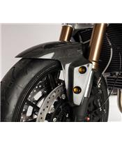 LIGHTECH Front Mudguard Glossy Carbon Triumph Speed Triple 1050