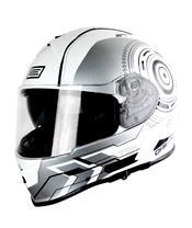 Helm ORIGINE GT Tek silber Größe