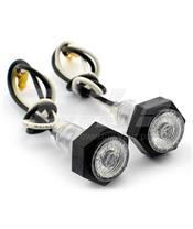 Micro luzes de posição branca  1 LED 1W