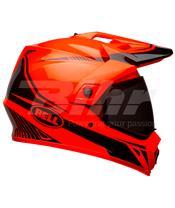Casco Bell MX-9 Adventure Mips Torch Naranja/Negro Talla XS
