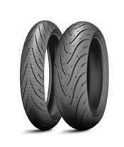 MICHELIN Tyre PILOT ROAD 3 160/60 ZR 18 M/C (70W) TL