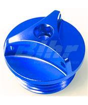 Tapón de llenado de aceite Pro-Bolt BMW Aluminio azul M24x2 OFCB30B
