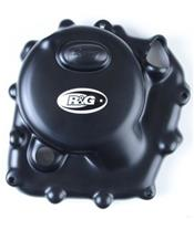 R&G RACING Race Series black left engine case cover KTM RC390