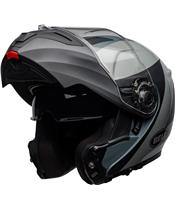 Casque BELL SRT Modular Presence Matte/Gloss Black/Gray