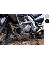 BIHR Trail Skid Plate Aluminium Black Suzuki DL1000 V-Strom