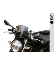"""MRA Touring """"T"""" Windshield Clear Ducati Monster"""