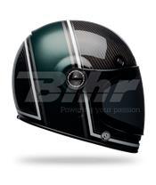 Casco Bell Bullitt Carbon RSD Negro/Verde Talla M