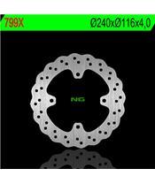 NG 799X Brake Disc Petal Fix