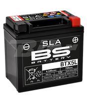 Batería BS Battery SLA BTX5L (FA)