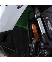 R&G RACING Headpipe Grille Black Kawasaki Ninja 1000 SX