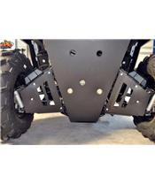 Protector de trapecio trasero AXP, , 6 mm, Polaris RZR 900
