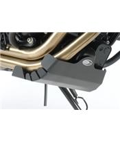 Motorgehäuseschutz schwarz R&G RACING für TRIUMPH