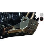 BIHR Trail Skid Plate Aluminium Black BMW G 650 GS