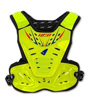 UFO Reactor 2 Evolution Chest Protector Neon Yellow