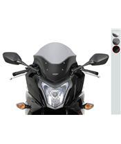 "MRA Touring ""T"" Windshield Black Honda CBR650F"