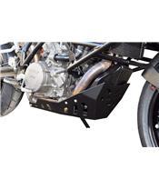 BIHR Trail Skid Plate Aluminium Black KTM 990 SMT