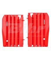 Aletines de radiador Polisport CRF250R Rojo