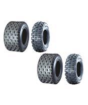 4 Sport Tire Pack KENDA DOMINATOR K300 (2 x 21X7-10 + 2 x 20X11-9)