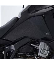 Kit grip de réservoir R&G RACING noir (4 pièces) Honda CRF1100L Africa Twin