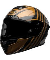 Casque BELL Race Star Flex DLX Mate/Gloss Black/Gold