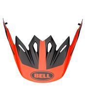 BELL Visier Moto 9 Flex/Moto 9 Intake InfraRed Red