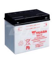 Yuasa battery 52515 Combipack (com eletrólito)