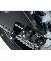 Protection de bras oscillant R&G RACING noir Suzuki GSX-S 1000 ABS/FA