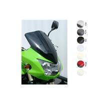 "MRA Touring ""T"" windscherm zwart Kawasaki Z1000/KLE 500"