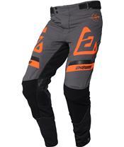 Pantalon ANSWER Trinity Voyd Charcoal/Hyper Orange/Black taille 38