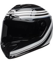 Casque BELL SRT Vestige Gloss White/Black
