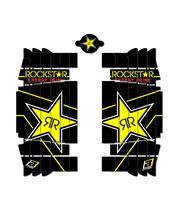 Kit déco de cache radiateur BLACKBIRD Rockstar Energy KTM SX/SX-F