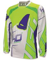UFO 40th Anniversary Jersey White/Green/Blue