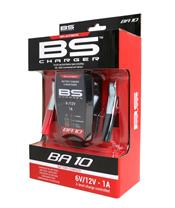 BS BA10 Automatic Battery Charger 6V/12V - 1000mA