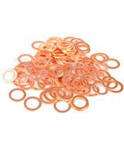 Arruela cobre 14X20X1,5 saco de 100 peças R140200GC/100