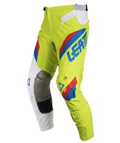 LEATT GPX 5.5 I.K.S Pants Lime/White Size M/US32/EU50