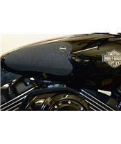 Set R&G RACING doorschijnende tankhandgreep (2-delig) Harley Davidson Davidson Street 750