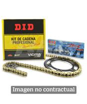 Kit corrente alumínio DID 520VX3 (15-43-112)