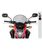 """Saute-vent MRA """"NSM"""" Spoiler """"NSM"""" noir Honda CB500F"""