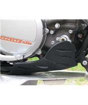 BODEMBESCHERMING GP KTM SX250 2011 ZWART ORANJE STICKER