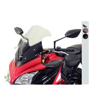 "MRA Racing ""RM"" Windshield Smoke Grey Suzuki GSX-S1000F"