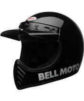 Casque BELL Moto-3 Classic Black