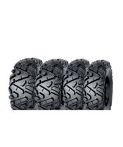ART 4-Tyre Pack Utility TOP DOG (2 x 25x8-12 + 2 x 25x10-12)