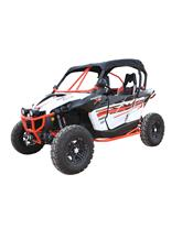 DRAGONFIRE SoftTop Black Can-Am Maverick X DS