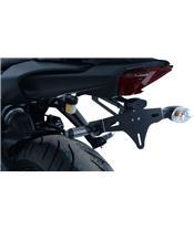 Support de plaque R&G RACING noir Yamaha MT-07